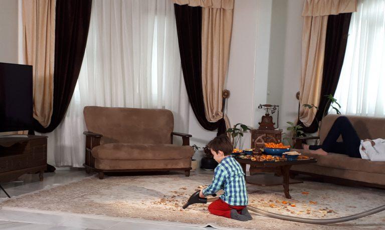 آگهی بازرگانی شرکت آپامه _ پخش شده از شبکه های صدا و سیما
