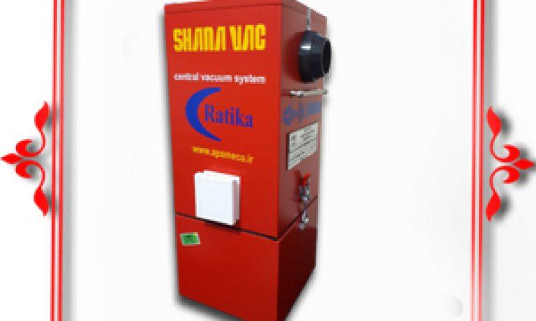 جاروی مرکزی 1 موتوره SHANA VAC