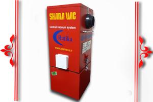 جاروی مرکزی مکعبی مدل           SHANA VAC1