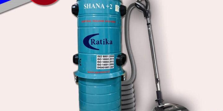 جارو مرکزی آپامه (مدل7) SHANA+2 – تاسیسات جارو مرکزی